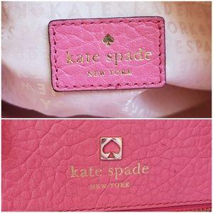 kate spade Bags - 🌿Kate Spade Perri Lane Romy Leather Satchel🌿